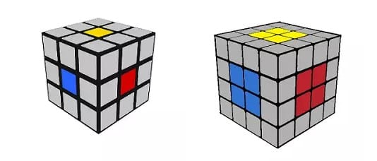 Rubik 4x4 Center