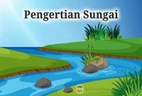 Pengertian-Sungai