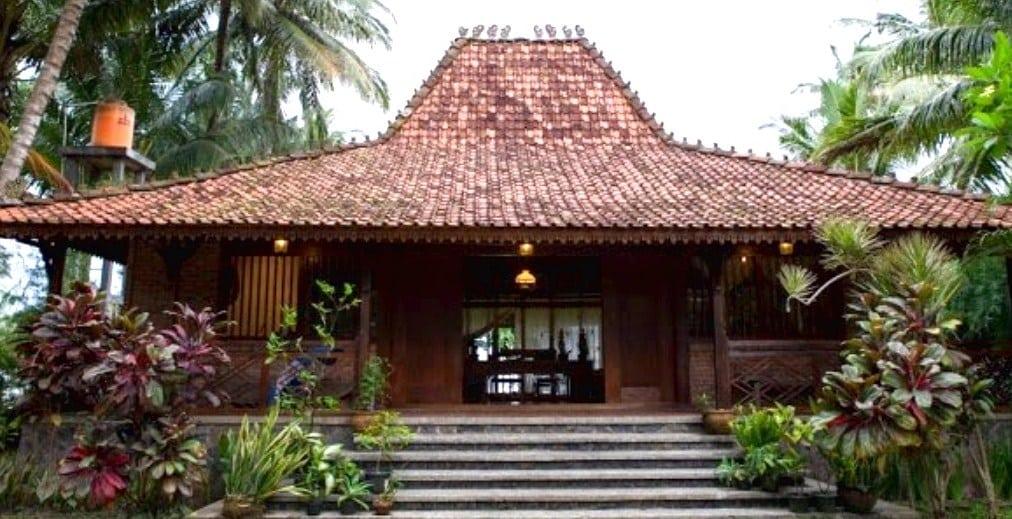 Rumah Joglo Jawa Timur