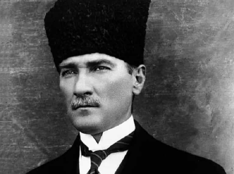 Mustafa Kemal Pasha