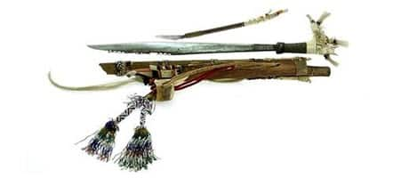 traditional weapon