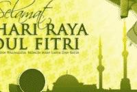 Sejarah Hari Raya Idul Fitri